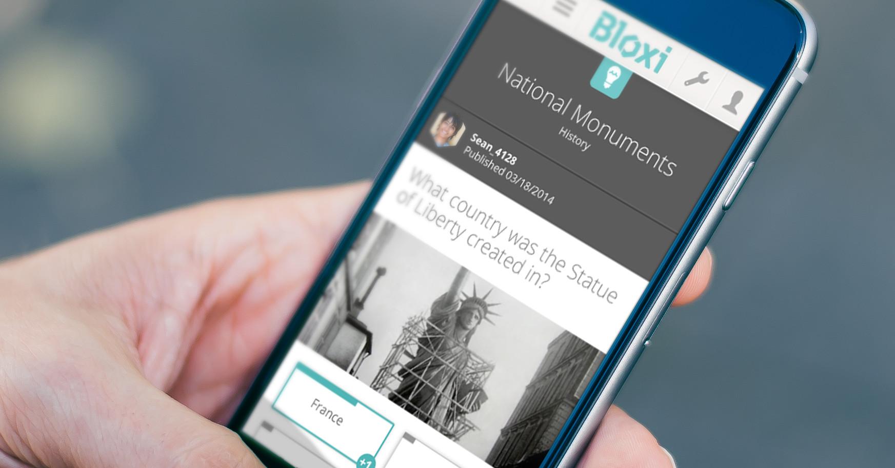 2 Bloxi phone