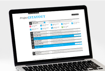 Project STAYOUT