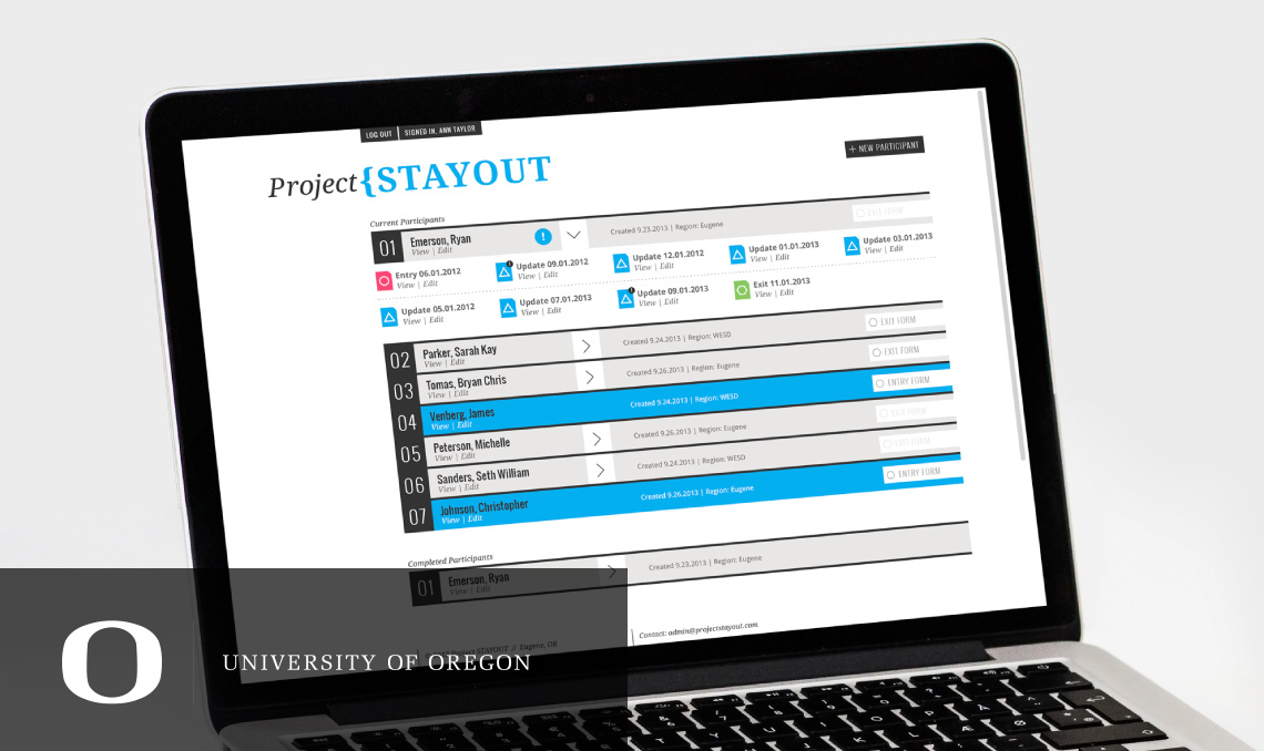 Project-Stayout