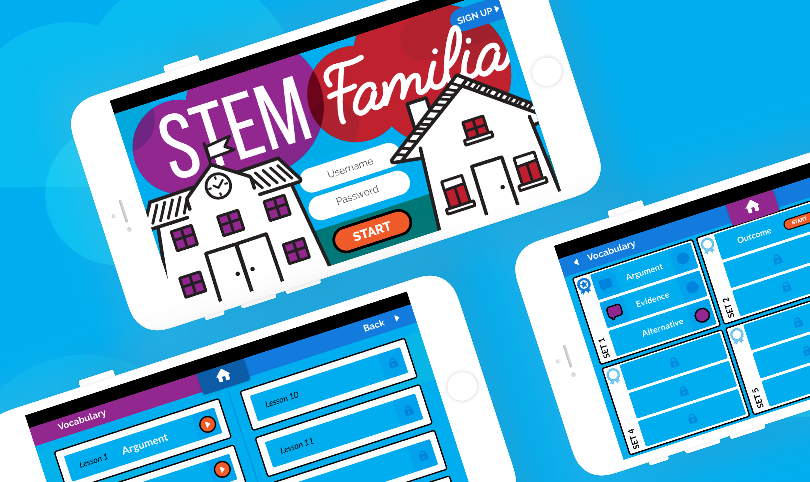 STEM Familia